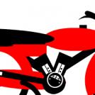 Bike 2 cylinders