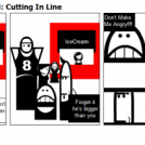 John+Steve Episode 3: Cutting In Line