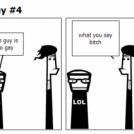 the annoying nerd guy #4