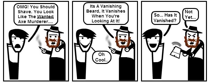 Magic Beard!