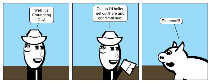 Annual Grind