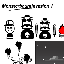 Monsterbauminvasion 1