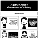 agatha christie the woman of mistery