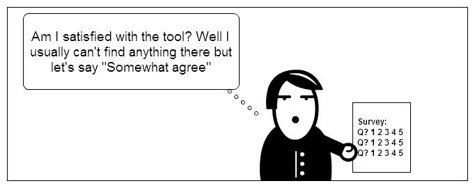 UX cartoon