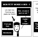 Mon petit monde  moi 1