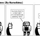 Love and the machines (By Narushima)