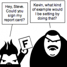 Steve's Ethics Lesson