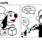 Dog = Loyalty