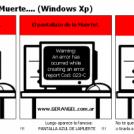 Pantalla Azul de la Muerte.... (Windows Xp)