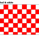Red &amp;amp; white