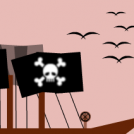 BARCO PIRATA (CON MEJORAS)