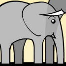 Et enfin, l'enfant éléphant