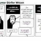 Österreich erstickt unter Dörfler Witzen