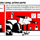 SuperSuzuran VS Data Lamp, prima parte