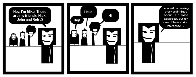 "1: ,,Hello Everyone :D"""