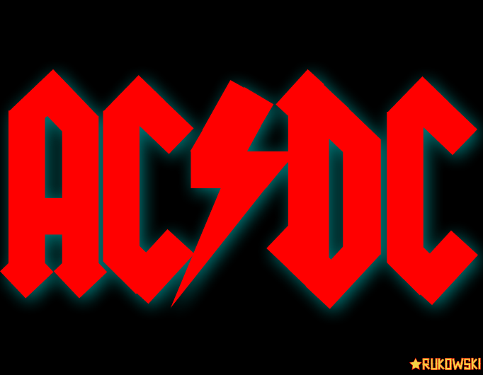 AC-DC Logo