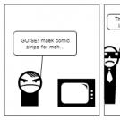 mai comic