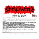 STRIP WARZ & Instructions
