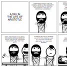 A Day in the Life of Aristotle