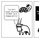 Turtle versus Goat