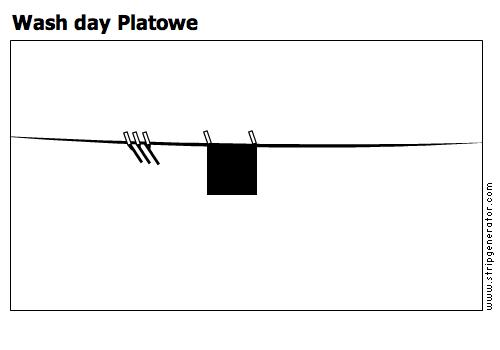 Wash day Platowe