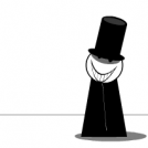 character concept: mystery man