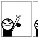 Baseball-Bowling=FAIL!!