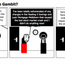 Nuremberg Defense Gambit?