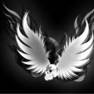 Angel Skull