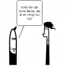 Svante och Bentes ordvitsar