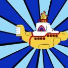Yellow submarine!