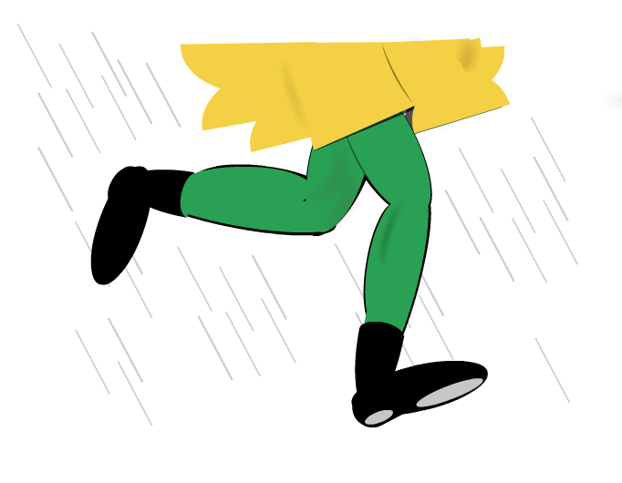 Run, baby run
