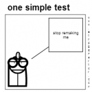 one simple test