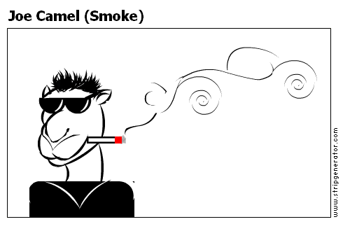 Joe Camel (Smoke)