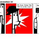 Sump City UFO: The Convention 16