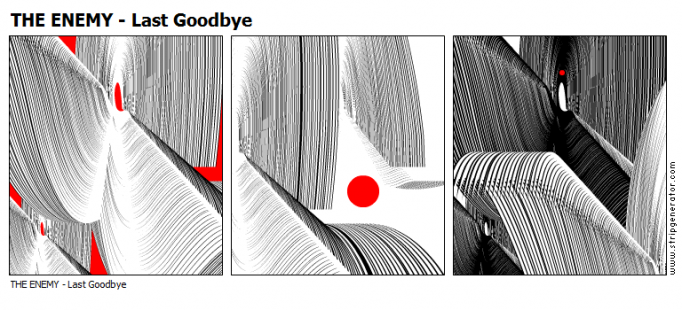 THE ENEMY - Last Goodbye