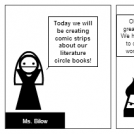 Literature Circle Comic