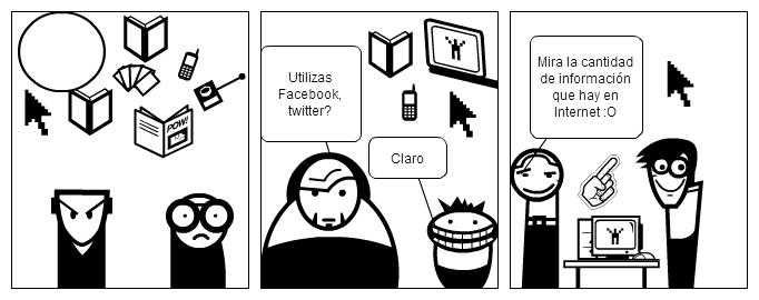 De la Web 1.0 a 3.0