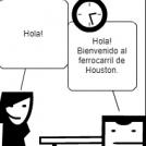 Spanish Comic Strip
