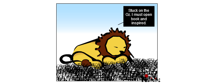 Lizzie: Stuck