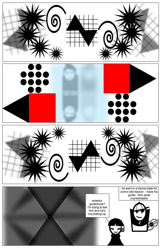 tiramisu bsidesnrarities: part1strip2--gd on LSD