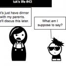 Tuk's life #43