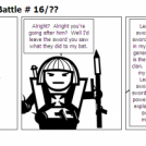 El Com 191 - Final Battle # 16/??