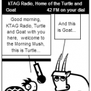 kTAG Turtle and Goat Radio