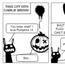 Thug City with Charlie Brown