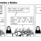Phil, O Mestre - Correntes e Bodes