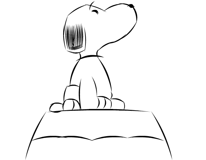 Snoopy.