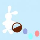 Minimalist bunny!