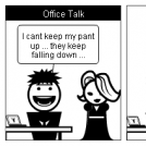 Office Talk - diet