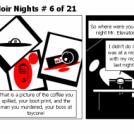 El Comico # 125 - Noir Nights # 6 of 21